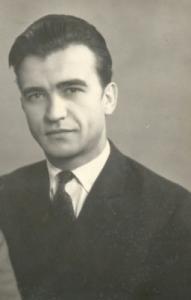 Я Ищу: Русанов Анатолий 1935 г.р.