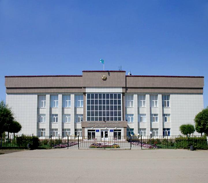 Комсомольское и Айтекебийский район