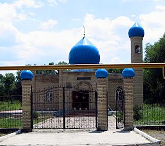 Узынагаш и Жамбылский район