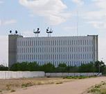 Байконур и территория космодрома Байконур