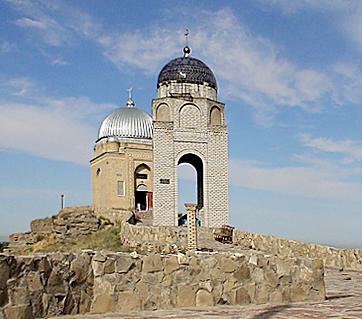 Бауыржан Момышулы и Жуалынский район