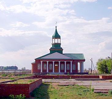 Сайхин и Бокейординский район