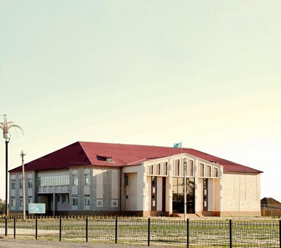 Жаныбек и Жанибекский район