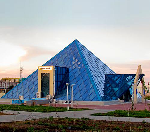 Жезказган и Жезказганская городская администрация