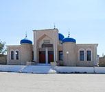 Торгай и Джангельдинский район