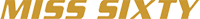 Логотип MISS SIXTY