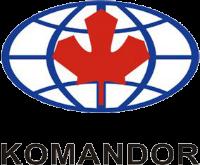 Логотип KOMANDOR