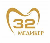 МЕДИКЕР 32, логотип