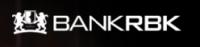 BANK RBK, логотип