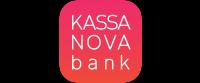 Логотип KASSA NOVA БАНК