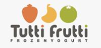TUTTI FRUTTI FROZEN YOGURT, логотип