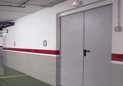 стальнов противопожарные двери
